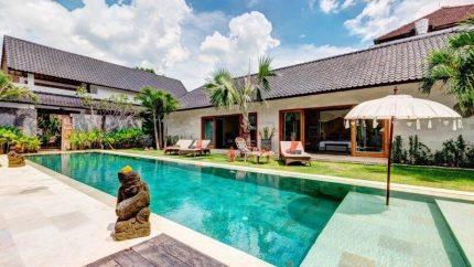 Abaca Villas Gardens and Pool, Petitenget | 6 Bedroom Villas Bali