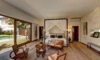 Abaca Villas Bedroom with Pool View, Petitenget | 6 Bedroom Villas Bali