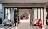 Abaca Villas Bedroom and Balcony, Petitenget | 6 Bedroom Villas Bali