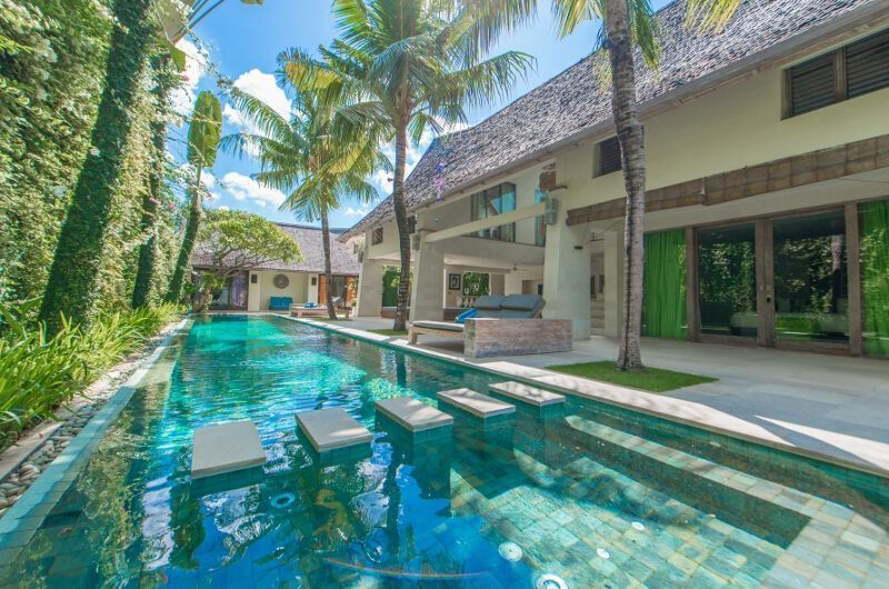 Casa Mateo Swimming Pool, Seminyak | 6 Bedroom Villas Bali
