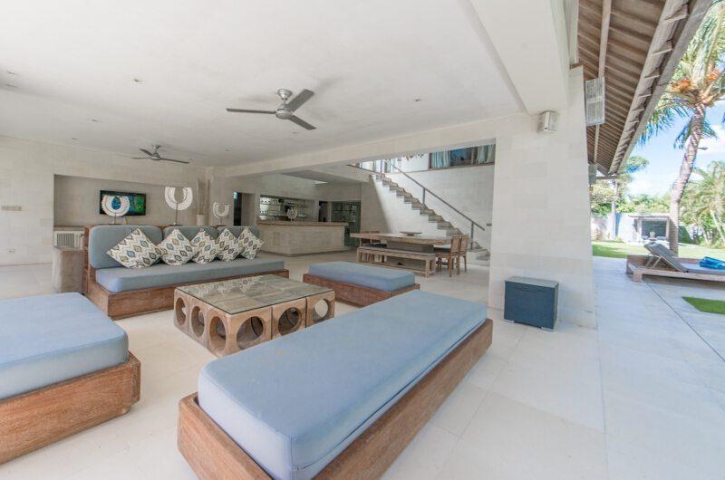 Casa Mateo Living Area, Seminyak | 6 Bedroom Villas Bali