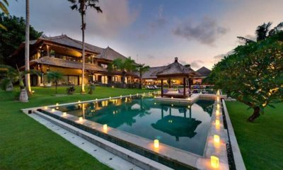 Chalina Estate Night View, Canggu | 6 Bedroom Villas Bali