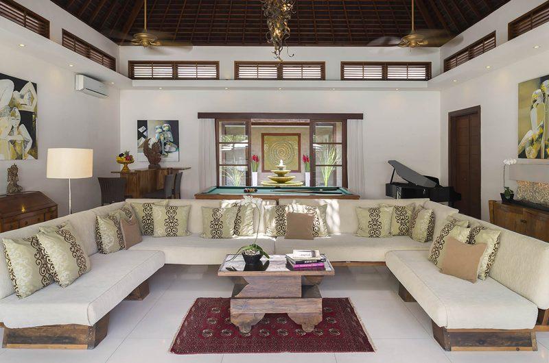 Lataliana Villas Living Area, Seminyak | 6 Bedroom Villas Bali