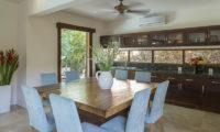 Lataliana Villas Kitchen and Dining Area, Seminyak   6 Bedroom Villas Bali