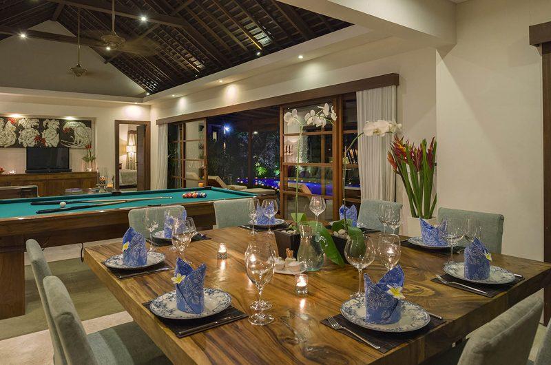 Lataliana Villas Dining Area, Seminyak | 6 Bedroom Villas Bali