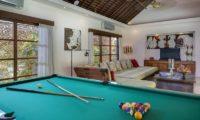 Lataliana Villas Entertainment Room, Seminyak   6 Bedroom Villas Bali