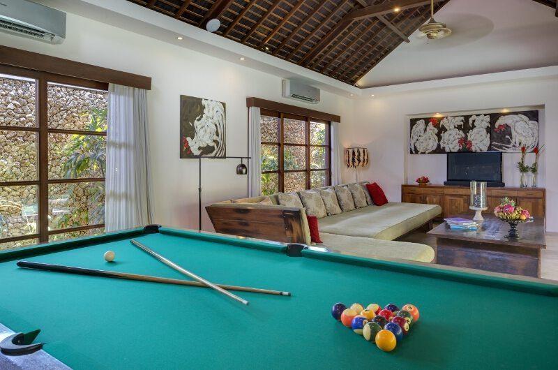 Lataliana Villas Entertainment Room, Seminyak | 6 Bedroom Villas Bali