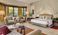 Lataliana Villas Bedroom with Seating Area, Seminyak   6 Bedroom Villas Bali