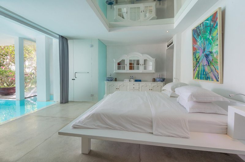 Morabito Art Villa Spacious Bedroom, Canggu | 6 Bedroom Villas Bali