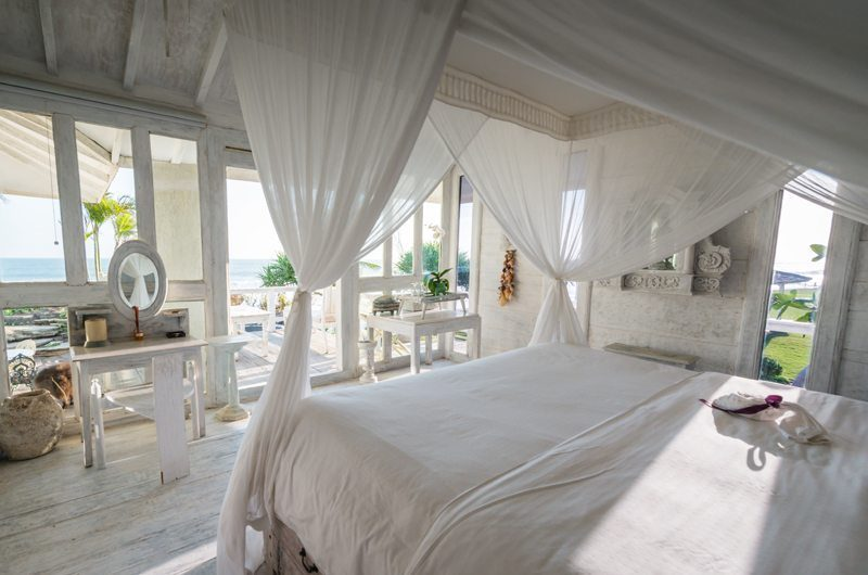 Morabito Art Villa Bedroom with Sea View, Canggu | 6 Bedroom Villas Bali