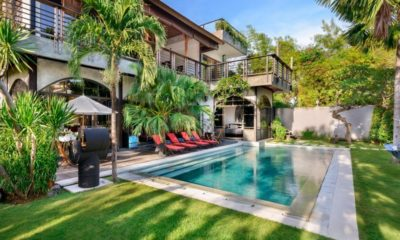 Niconico Mansion Gardens and Pool, Petitenget | 6 Bedroom Villas Bali