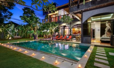 Niconico Mansion Swimming Pool, Petitenget | 6 Bedroom Villas Bali