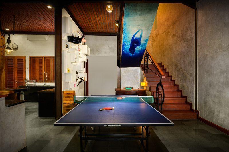 Niconico Mansion Table Tennis, Petitenget   6 Bedroom Villas Bali
