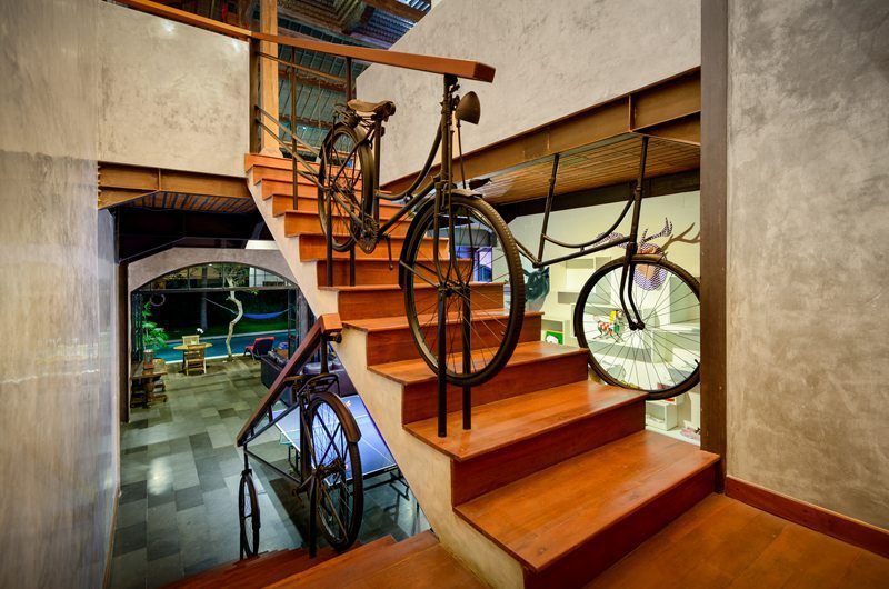 Niconico Mansion Up Stairs, Petitenget   6 Bedroom Villas Bali