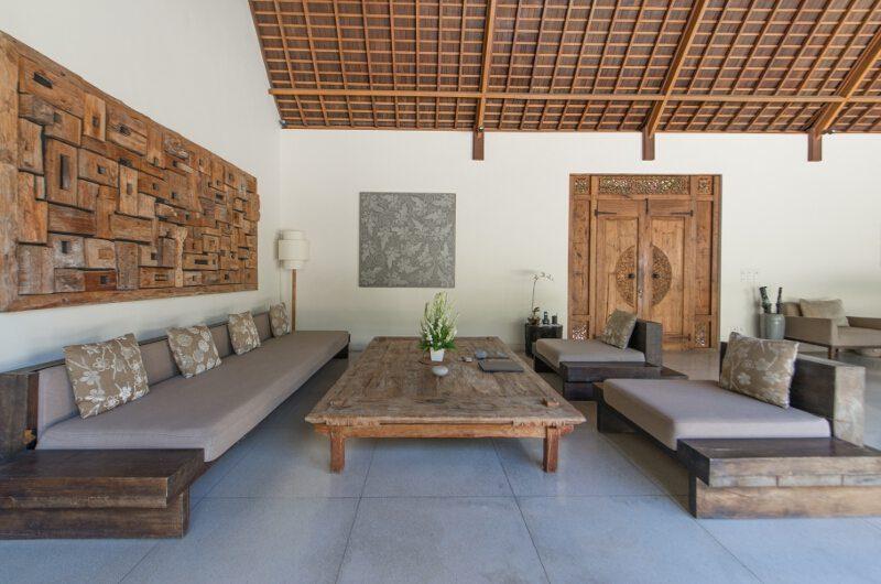 Nyaman Villas Living Area, Seminyak | 6 Bedroom Villas Bali