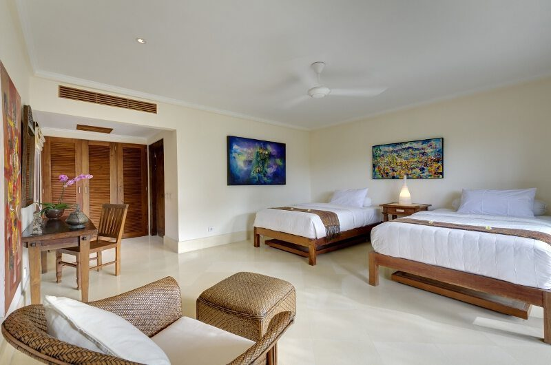 Impiana Cemagi Twin Bedroom, Seseh | 6 Bedroom Villas Bali