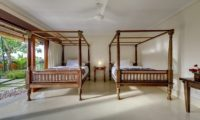 Impiana Cemagi Bedroom with Twin Beds, Seseh | 6 Bedroom Villas Bali