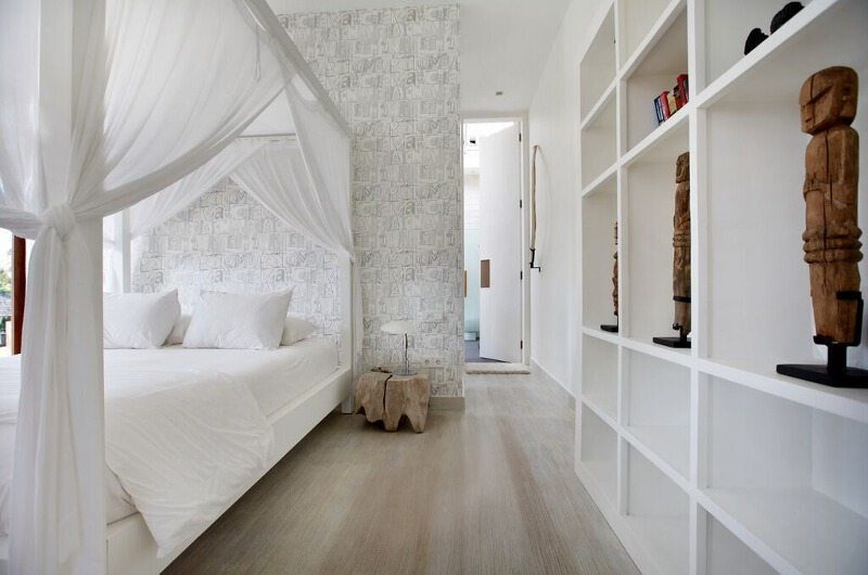 Pure Villa Bali Four Poster Bed, Canggu | 6 Bedroom Villas Bali