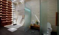 Pure Villa Bali Bathroom with Shower, Canggu | 6 Bedroom Villas Bali