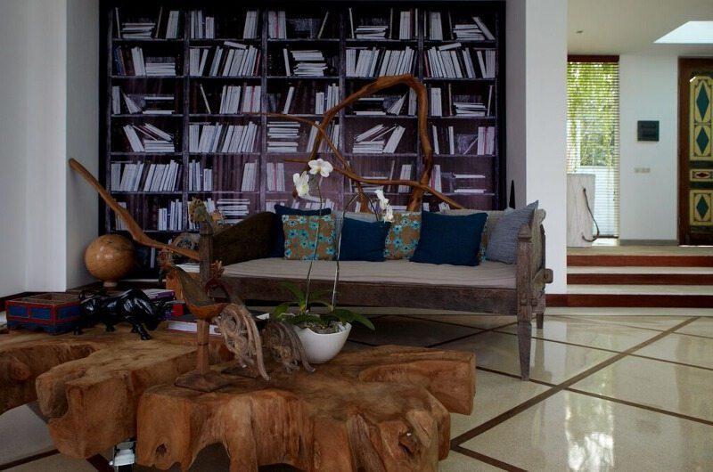 Pure Villa Bali Lounge Room, Canggu | 6 Bedroom Villas Bali