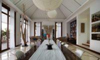 Pure Villa Bali Dining Area, Canggu | 6 Bedroom Villas Bali