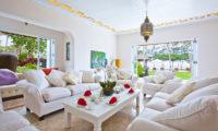 Puri Nirwana Living Area with Sea View, Gianyar   6 Bedroom Villas Bali