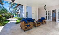 Puri Nirwana Outdoor Seating Area, Gianyar   6 Bedroom Villas Bali