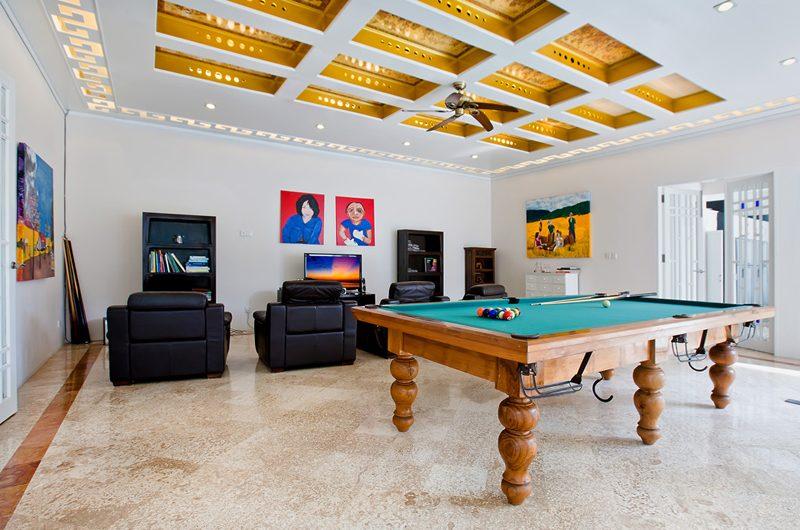 Puri Nirwana Billiard Table, Gianyar   6 Bedroom Villas Bali