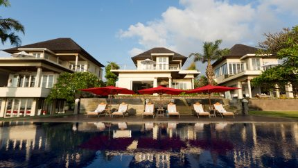 Sanur Residence Outdoor Area, Sanur | 6 Bedroom Villas Bali