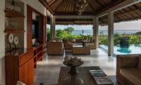 Seseh Beach Villas Pool Side Living Area, Seseh | 6 Bedroom Villas Bali