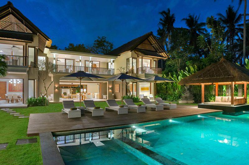 Seseh Beach Villas Swimming Pool, Seseh | 6 Bedroom Villas Bali