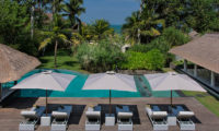 Seseh Beach Villas Gardens and Pool, Seseh | 6 Bedroom Villas Bali