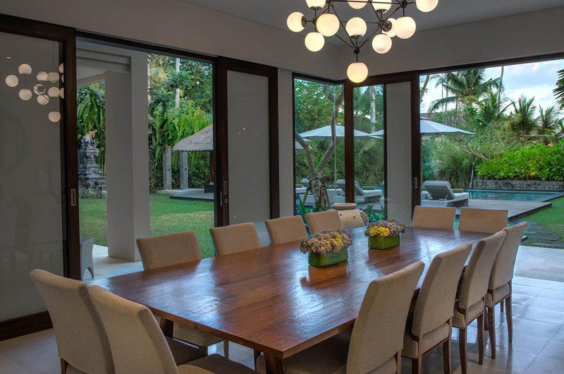 Seseh Beach Villas Dining Area, Seseh | 6 Bedroom Villas Bali