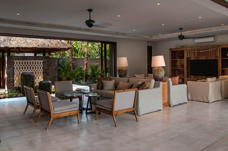 Seseh Beach Villas Indoor Living Area, Seseh | 6 Bedroom Villas Bali