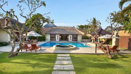 The Bli Bli Villas Gardens, Seminyak | 6 Bedroom Villas Bali