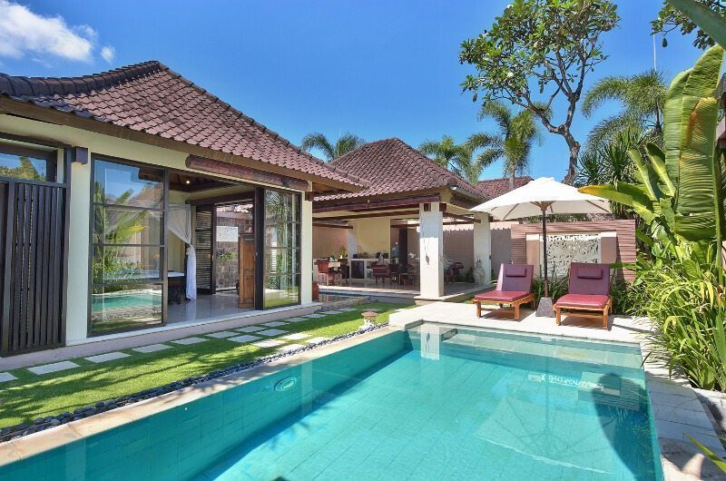 The Bli Bli Villas Pool Side, Seminyak | 6 Bedroom Villas Bali