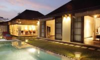 The Bli Bli Villas Pool at Night, Seminyak | 6 Bedroom Villas Bali