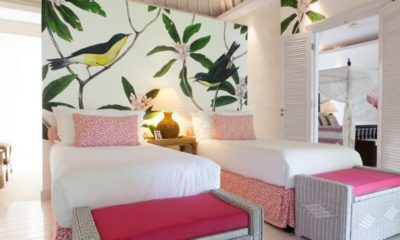 The Cotton House Twin Bedroom, Seminyak | 6 Bedroom Villas Bali
