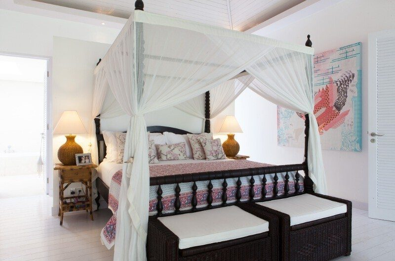 The Cotton House Four Poster Bed, Seminyak | 6 Bedroom Villas Bali