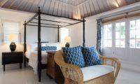 The Cotton House Bedroom with Seating Area, Seminyak | 6 Bedroom Villas Bali