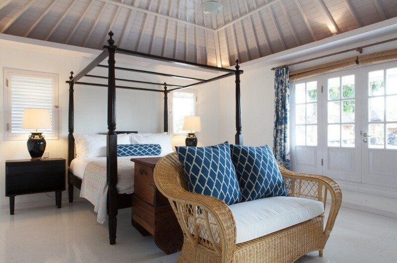 The Cotton House Bedroom with Seating Area, Seminyak | 6 Bedroom Villas Bali