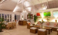 The Cotton House Living Area, Seminyak | 6 Bedroom Villas Bali