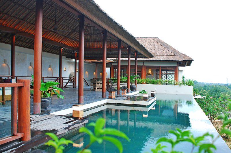 The Longhouse Pool, Jimbaran | 6 Bedroom Villas Bali