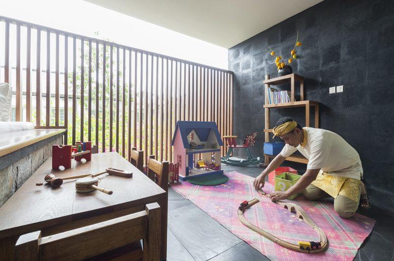 The Longhouse Kids Play Area, Jimbaran | 6 Bedroom Villas Bali