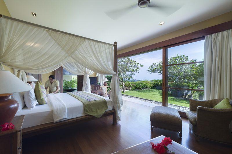 The Longhouse Bedroom with Garden View, Jimbaran | 6 Bedroom Villas Bali