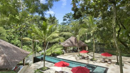 The Sanctuary Bali Swimming Pool, Canggu | 6 Bedroom Villas Bali
