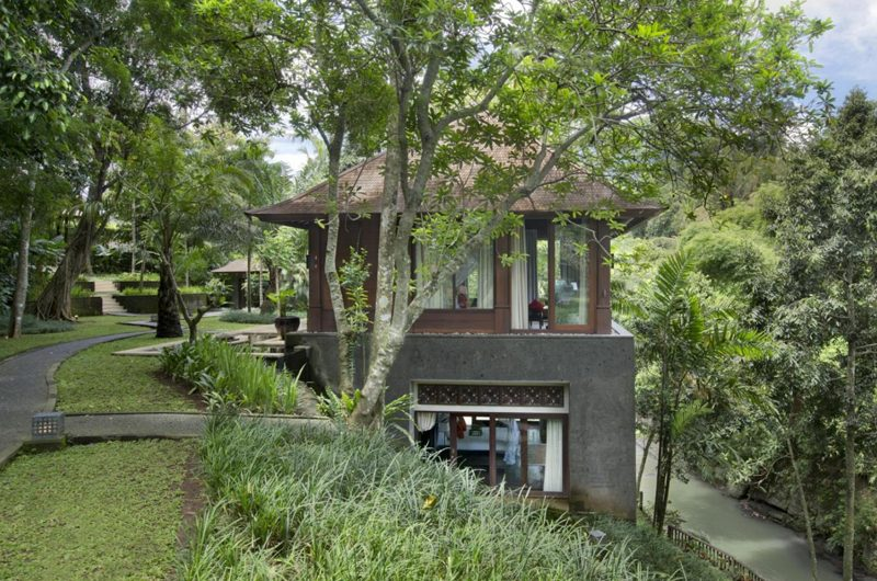 The Sanctuary Bali Entrance, Canggu | 6 Bedroom Villas Bali