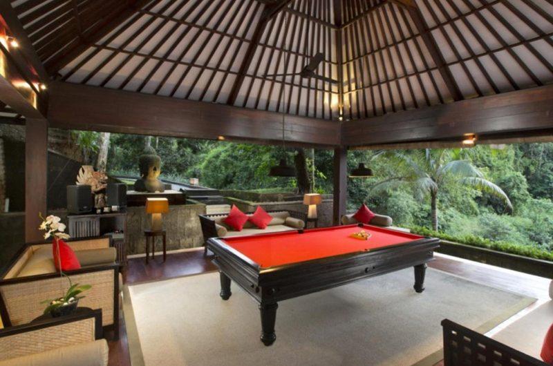 The Sanctuary Bali Billiard Table, Canggu | 6 Bedroom Villas Bali