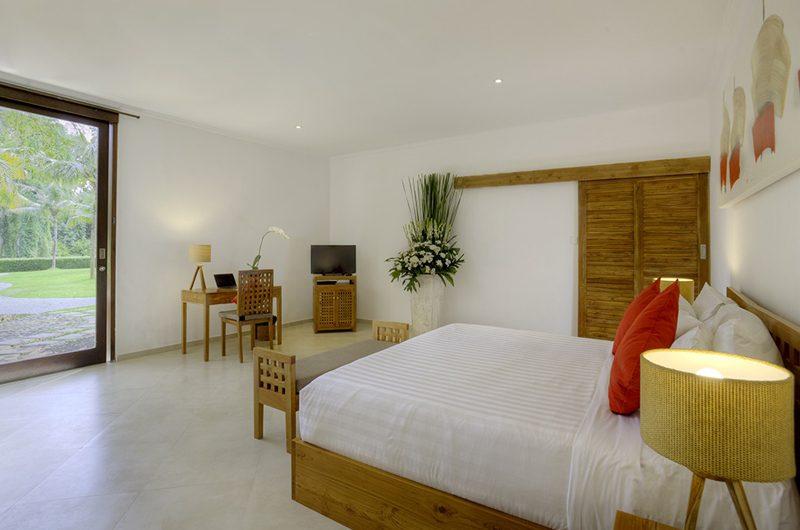The Sanctuary Bali Bedroom with TV, Canggu | 6 Bedroom Villas Bali