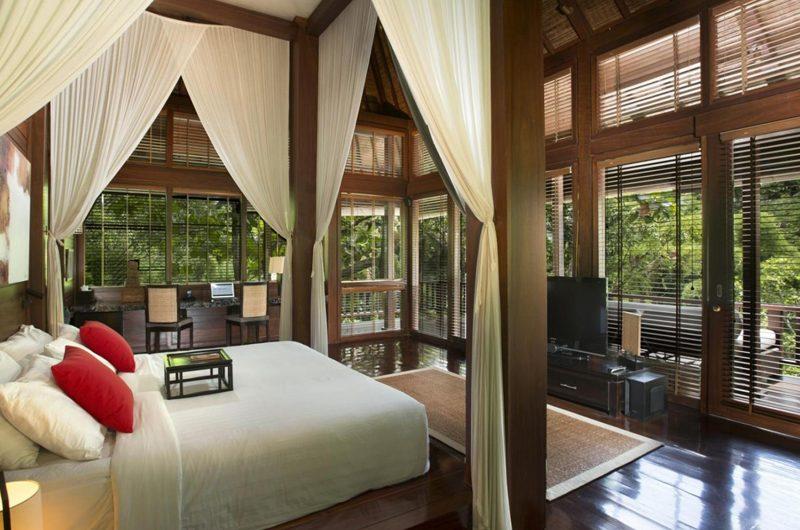 The Sanctuary Bali Bedroom and Balcony, Canggu | 6 Bedroom Villas Bali